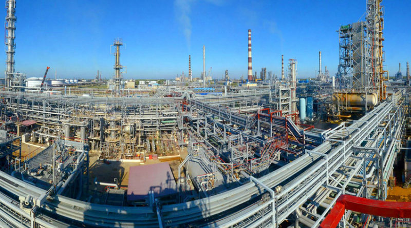 Вышедшее из строя оборудование на Мозырском НПЗ оценивается в около $30 млн