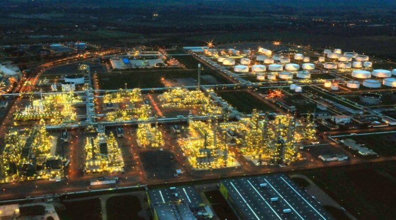 Total приостановила работу на НПЗ в Германии из-за загрязненной российской нефти