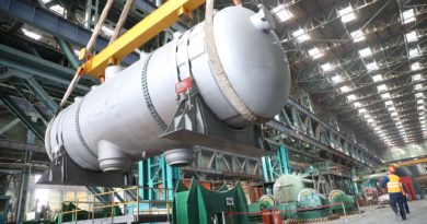 Компания АЭМ-технологии отгрузила парогенератор для Балаковской АЭС