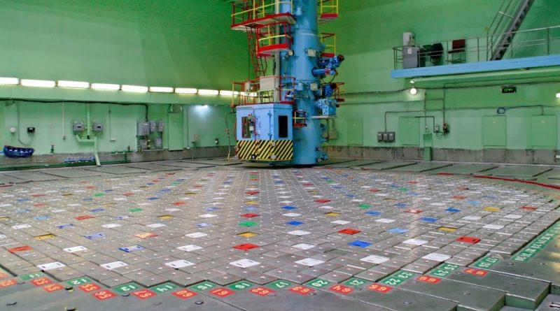 На Смоленской АЭС специалисты провели уникальную операцию с помощью нового робототехнического комплекса