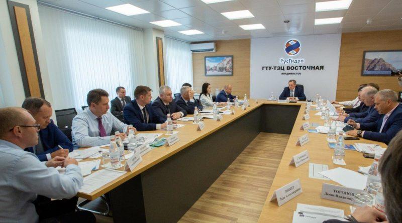 На финансирование ремонтной программы РусГидро в ДФО в 2019 году направляется более 16 млрд рублей