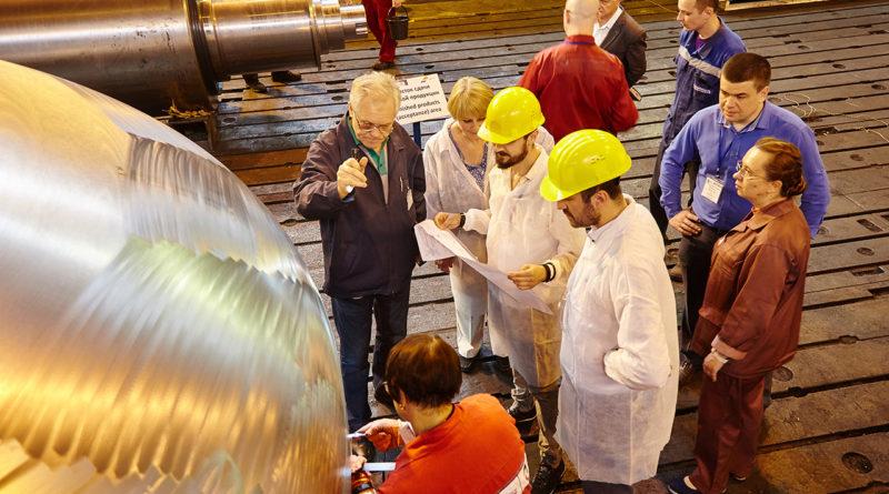 Специалисты ЭМСС успешно сдали заказчику очередной комплект заготовок оборудования для II блока атомной электростанции «Аккую»
