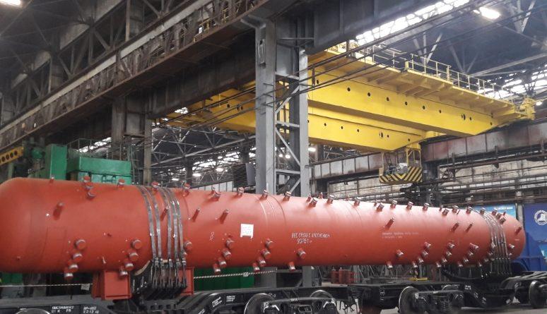 «Сибэнергомаш - БКЗ» — Завершилось производство барабана для Минской ТЭЦ