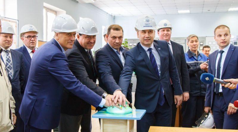 Новая турбина Улан-Удэнской ТЭЦ-1 пущена в промышленную эксплуатацию