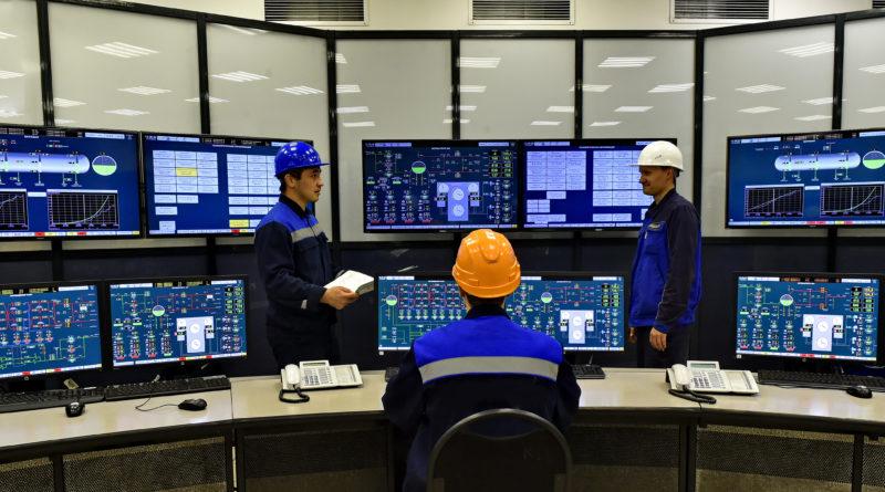 руководитель службы эксплуатации энергоцентра и сетей