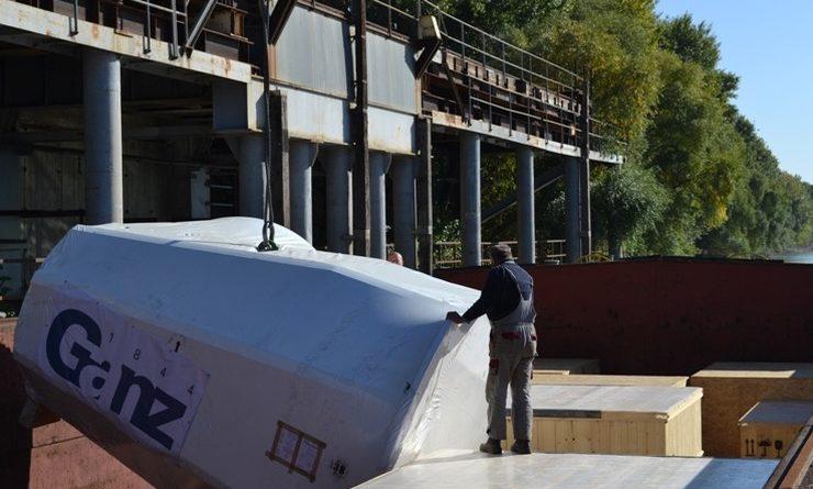 Ganz EEM поставил 1-ый циркуляционный насос для энергоблока №2 ЛАЭС-2