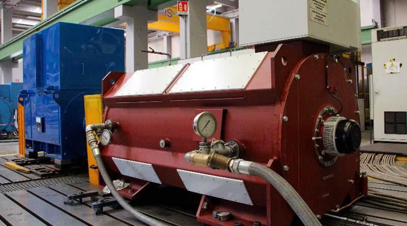 Marelli Motori завершила разработку новой серии улучшенных электродвигателей с рубашкой водяного охлаждения