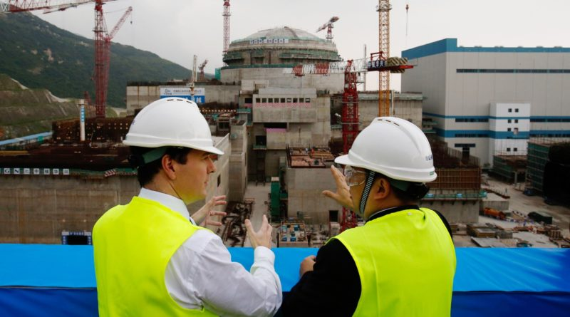 Росатом заключил контракт на строительство двух блоков новой АЭС в Китае на $1,7 млрд
