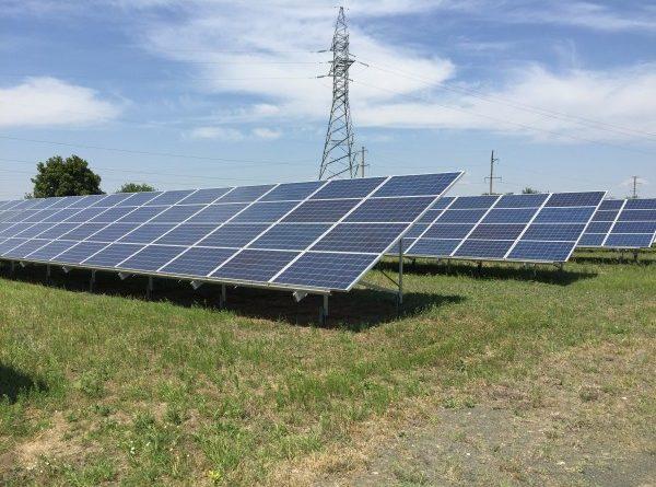 Солнечная электростанция мощностью 75 МВт введена в строй в Самарской области