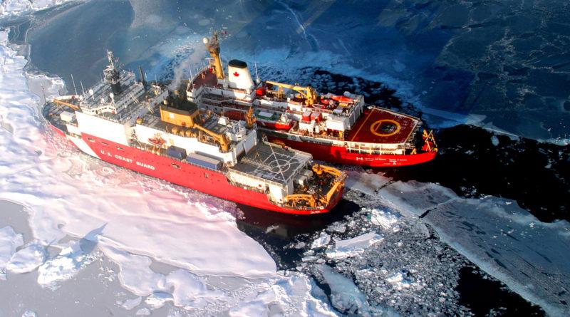 Россия, Канада и Дания готовы решать вопрос «спорных зон» в своих заявках по шельфу в Арктике