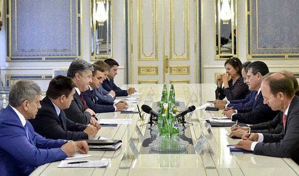 Запад потребовал от Украины ускорить реформу рынка электроэнергии - американские СМИ