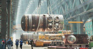 Атомэнергомаш вложит в развитие производственной базы своих предприятий около 21 млрд рублей