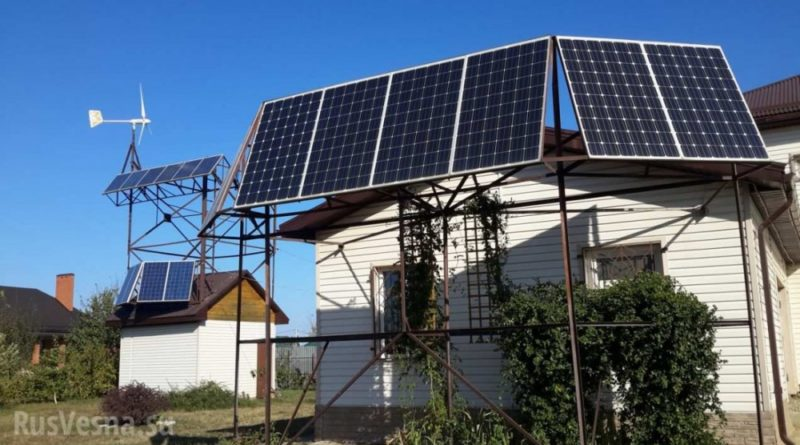 Владельцы электрогенераторов в РФ не будут платить налог с продажи электричества