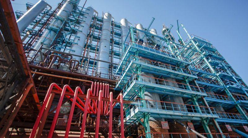 На «Омском каучуке» устанавливают экологичное оборудование