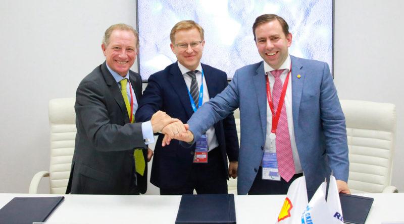 «Газпром нефть», Repsol и Shell объединят усилия по разработке крупного углеводородного кластера на Гыдане