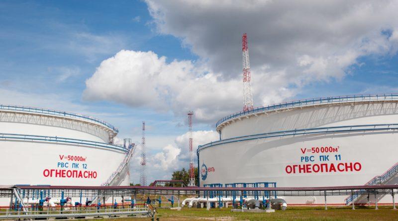 На территории Белоруссии остаётся еще около 760 тысяч тонн загрязненной нефти