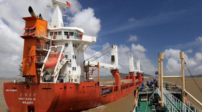КНР предоставит налоговые льготы китайским поставщикам бункерного топлива