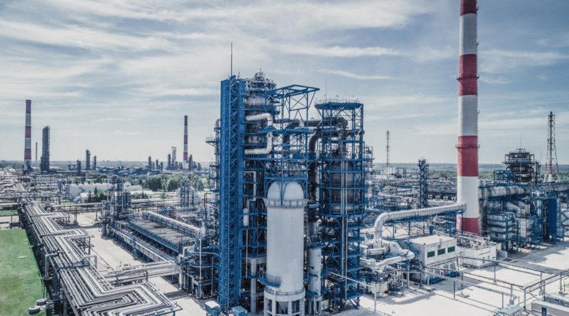 Омский НПЗ поделился опытом внедрения современных экологических технологий