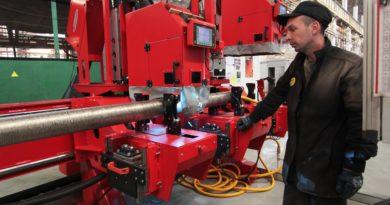 На «ЗиО-Подольск» введен в работу инновационный наплавочный комплекс российского производства