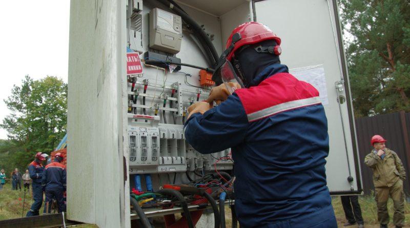 Энергетики «Россети Центр и Приволжье» отработали действия по ликвидации условной внештатной ситуации