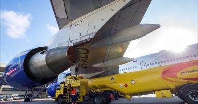 «Роснефть» начала строительство современного топливозаправочного комплекса в международном аэропорту Пулково