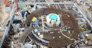 Флагманский российский проект атомной станции «ВВЭР-ТОИ» признан соответствующим требованиям EUR
