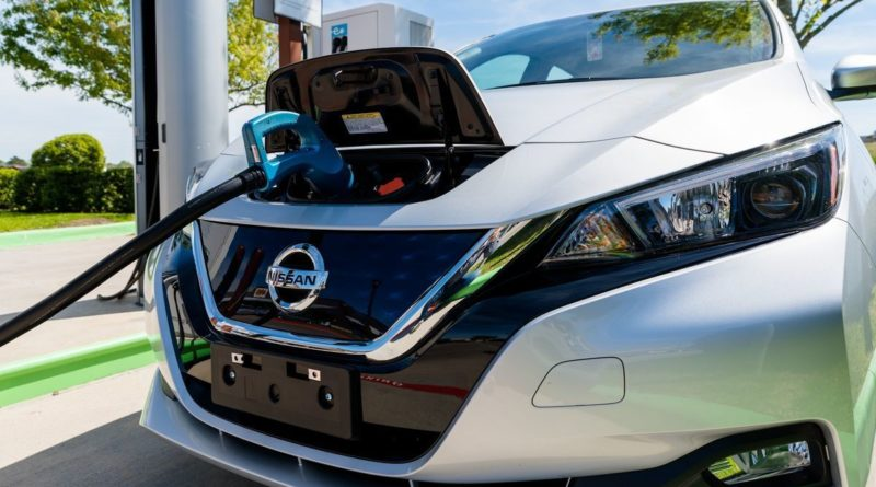 Появилась опасность в аккумуляторных батареях электромобилей