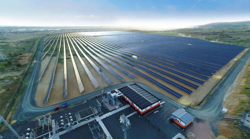 В Чите началось строительство первых в Забайкалье солнечных электростанций