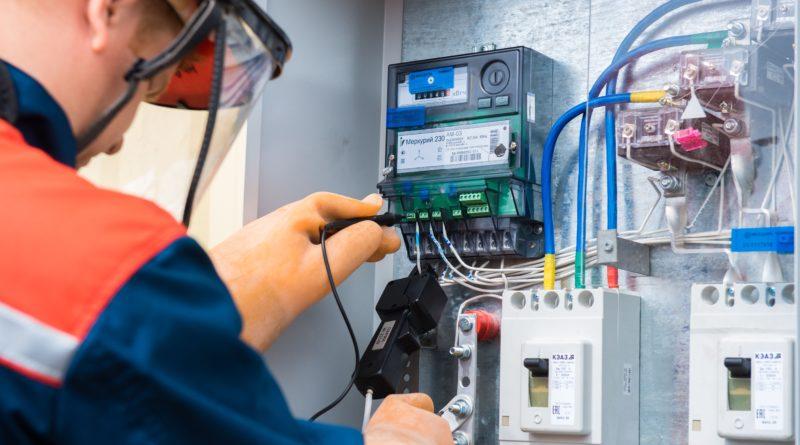 Бороться с хищениями электроэнергии в Калмыкии помогут более 550 «умных» счётчиков