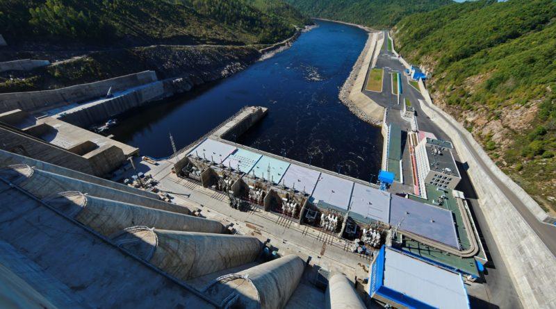 РусГидро начало строительство Красногорских малых ГЭС