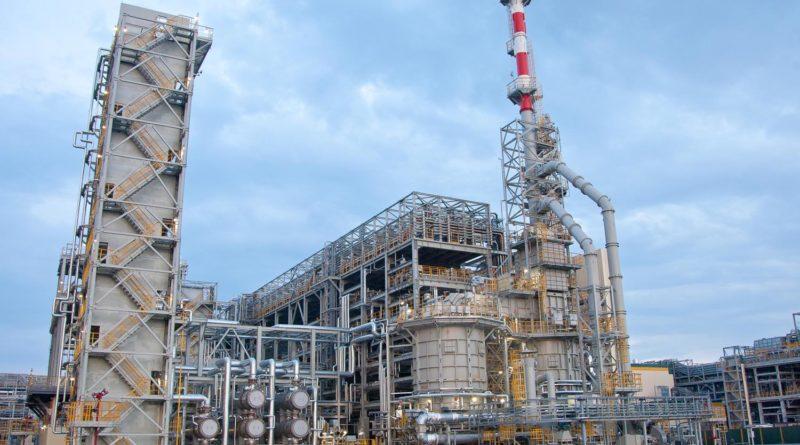 В 2019 году проектная производительность ТАНЕКО увеличится до 14 млн. тонн в год