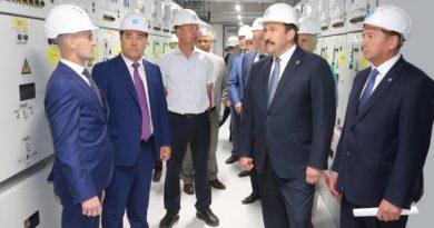 В Казани торжественно открыли подстанцию нового поколения