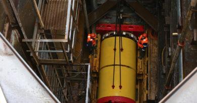 МОСГАЗ приступил к уникальным работам по реконструкции подводных газопроводов под Москвой-рекой