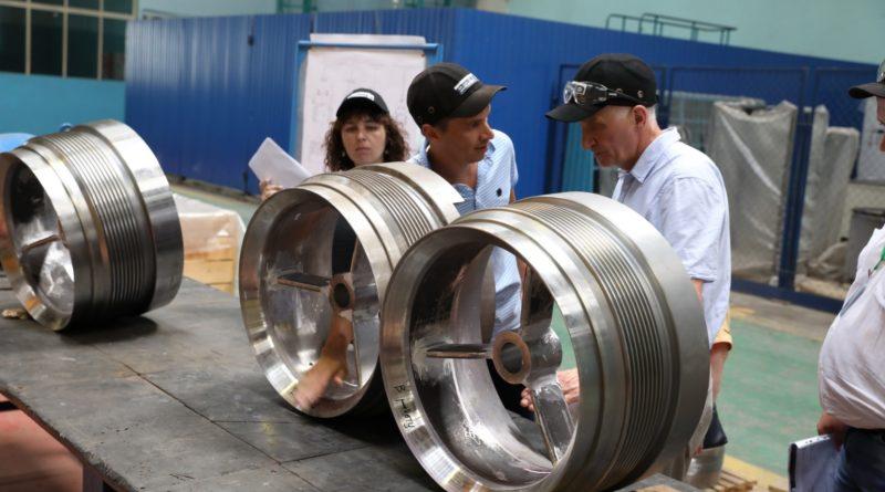 Атоммаш подтвердил соответствие требованиям ПАО «Газпром»