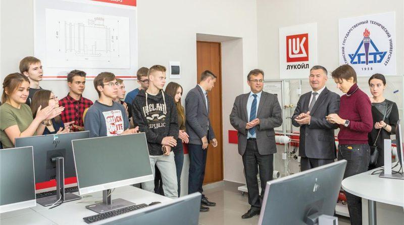 ЛУКОЙЛ-Коми развивает сотрудничество с Ухтинским государственным техническим университетом