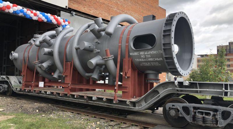 В Росатоме изготовили первое отечественное оборудование для сжижения природного газа