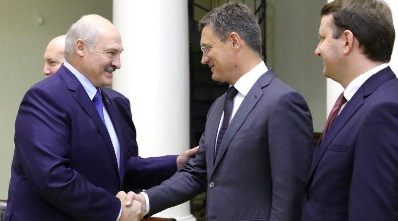 Александр Новак: Россия является главным партнером Белоруссии в топливно-энергетической сфере
