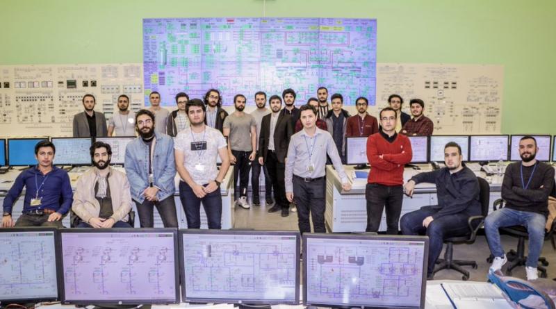 Турецкие студенты СПбПУ прошли практику на новых блоках Ленинградской АЭС