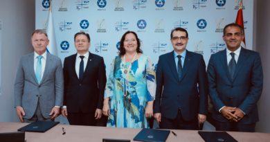 Подписан EPC-контракт на строительство АЭС «Аккую»