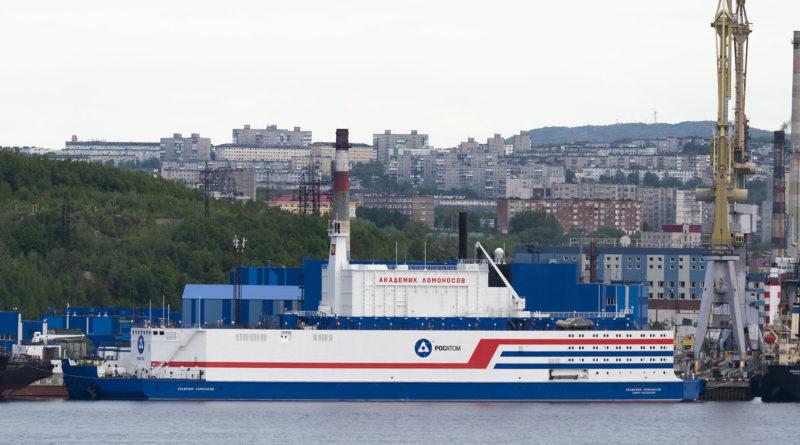 Сооружение уникального атомного плавучего энергоблока «Академик Ломоносов» завершено 4 июля (четверг) 2019