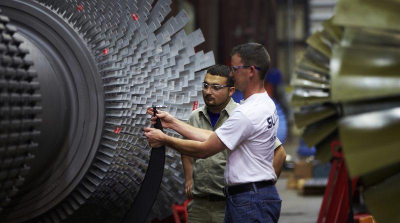 Первая в России плановая большая инспекция газовых турбин Alstom 13E2 выполнена сотрудниками Зульцер Турбо Сервисес Рус
