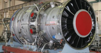 Первая российская газовая турбина запущена в опытно-промышленную эксплуатацию