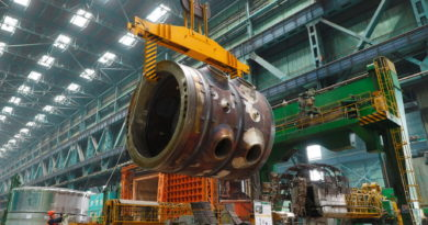 Компания АЭМ-технологии изготовила нижний полукорпус реактора для первого энергоблока АЭС «Аккую»