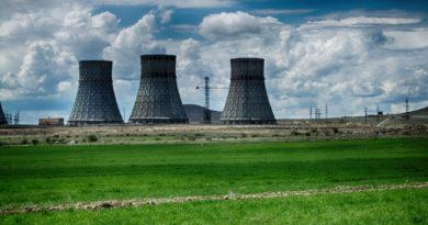 Армения ведет переговоры с РФ о постройке новой АЭС
