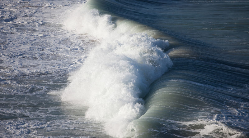 Географы МГУ опубликовали первую версию веб-атласа доступной волновой энергии морей России