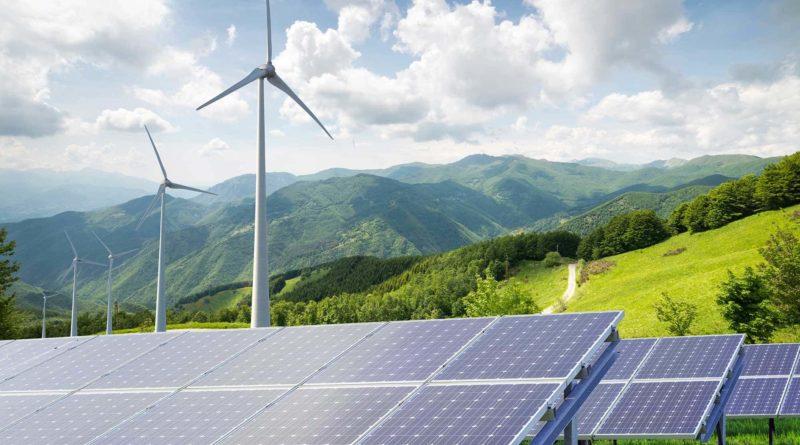 Власти оценивают инвестиции в зеленую энергетику до 400 млрд рублей