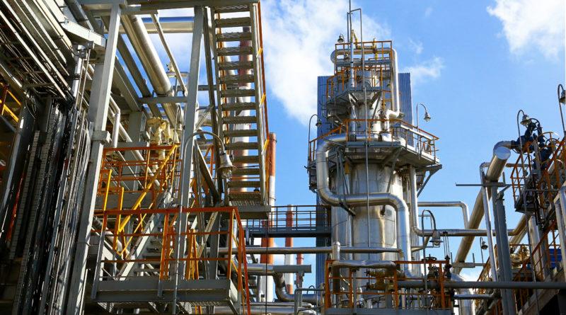«Рязанская НПК» интегрировала установку гидроочистки дизтоплива в систему «цифровой завод»