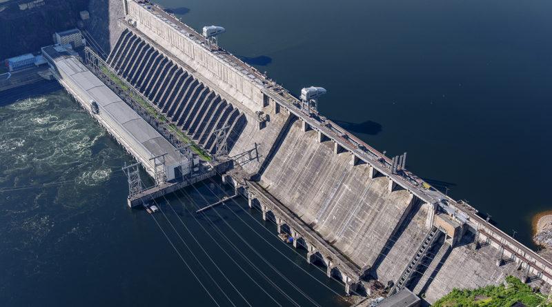 На Иркутской ГЭС заменят отработавшие свой срок гидроагрегаты