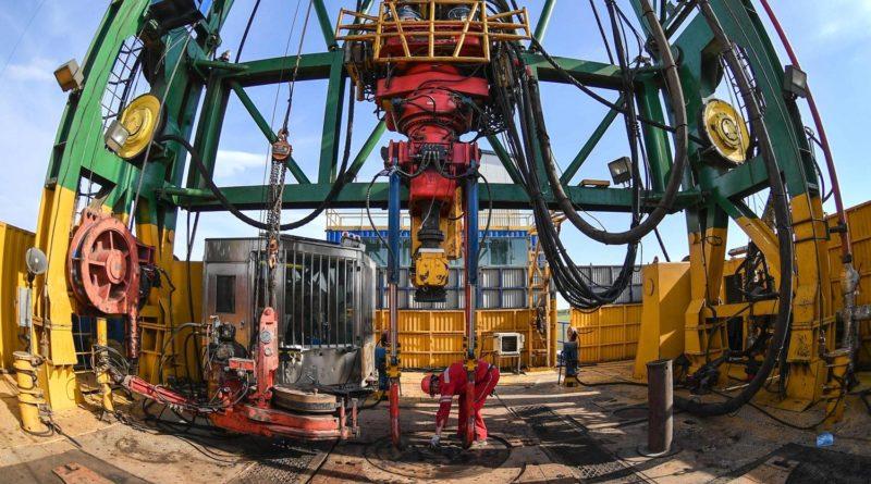 В Китае пробурили самую глубокую в Азии нефтяную скважину