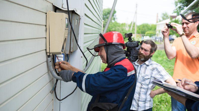 48 млн рублей возместят нарушители в Волгоградской области за незаконное потребление электроэнергии